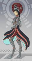 cyborg by landobaldur