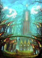 tower of gamiba by landobaldur