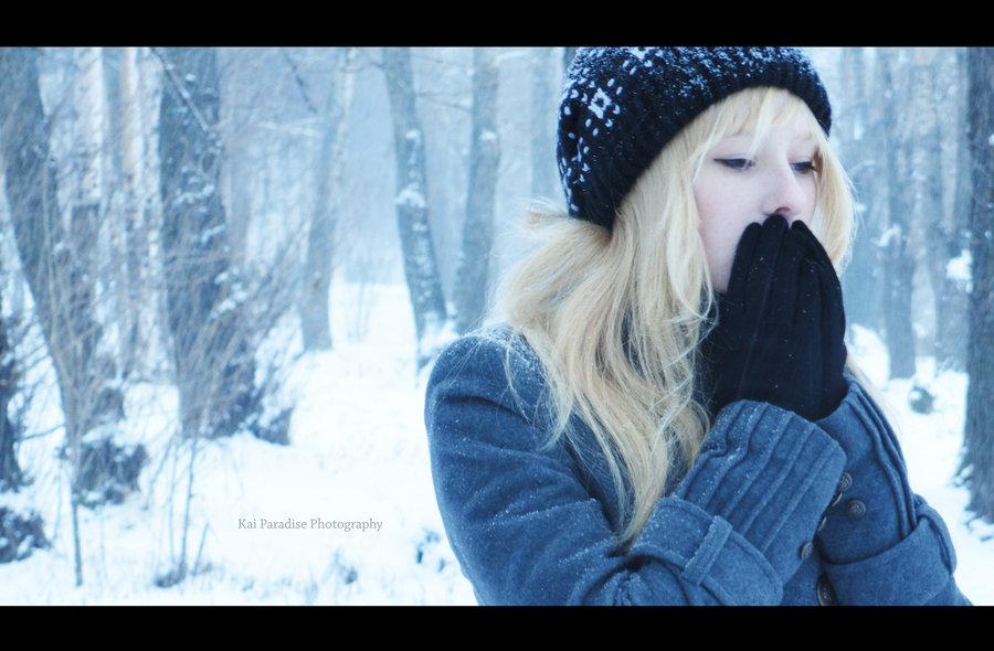 just cold. by HateshinaiKaze