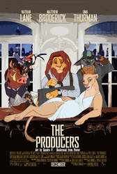 The Producers- Lion King Style