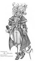 The Nutcracker: Drosselmeyer by roseandthorn