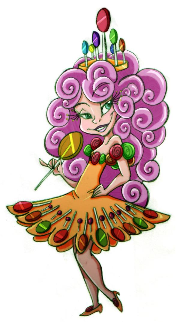 Princess Lolly By Roseandthorn On DeviantArt