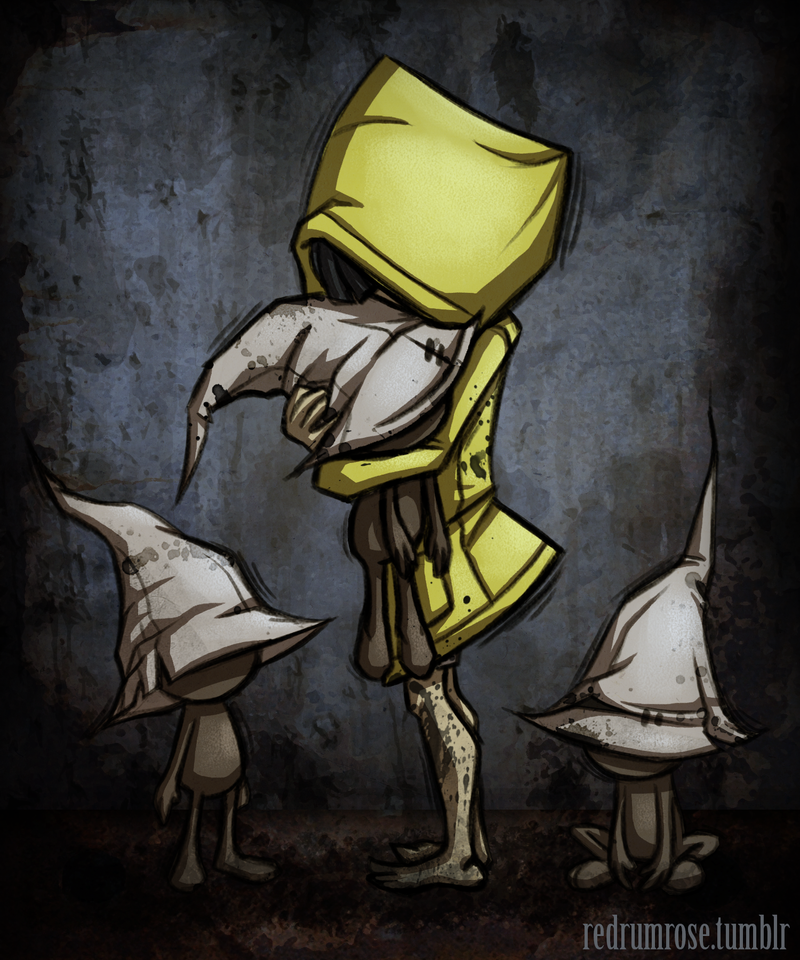 Little Nightmares - Six By Roseandthorn On Deviantart-8421