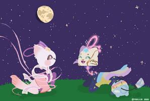 [ Tanabata Heroes ] Meeting Orihime