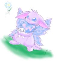 Little Cybunny by hibikio