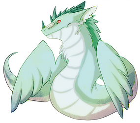 Dragon Hissi by hibikio