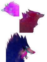 Dogs by hibikio