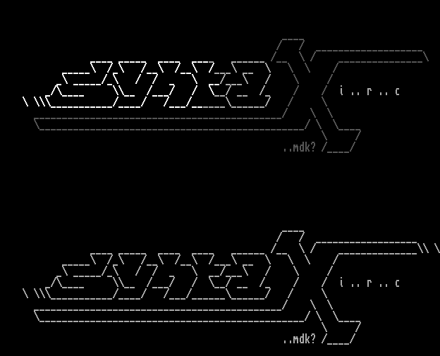 Syntax IRC - Logo by mdkathon