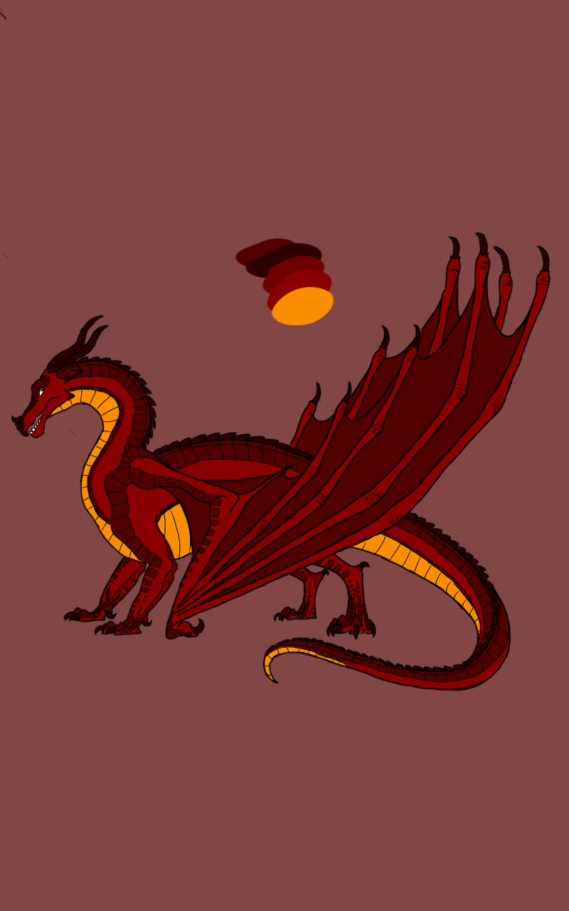 Fire Start In The Warrior Cats With Wings