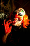 Bloody Clown by TheOnlyLuciferSyxxx