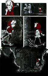 Urban Fable #1 page 2 by studio-m4r1p0s4