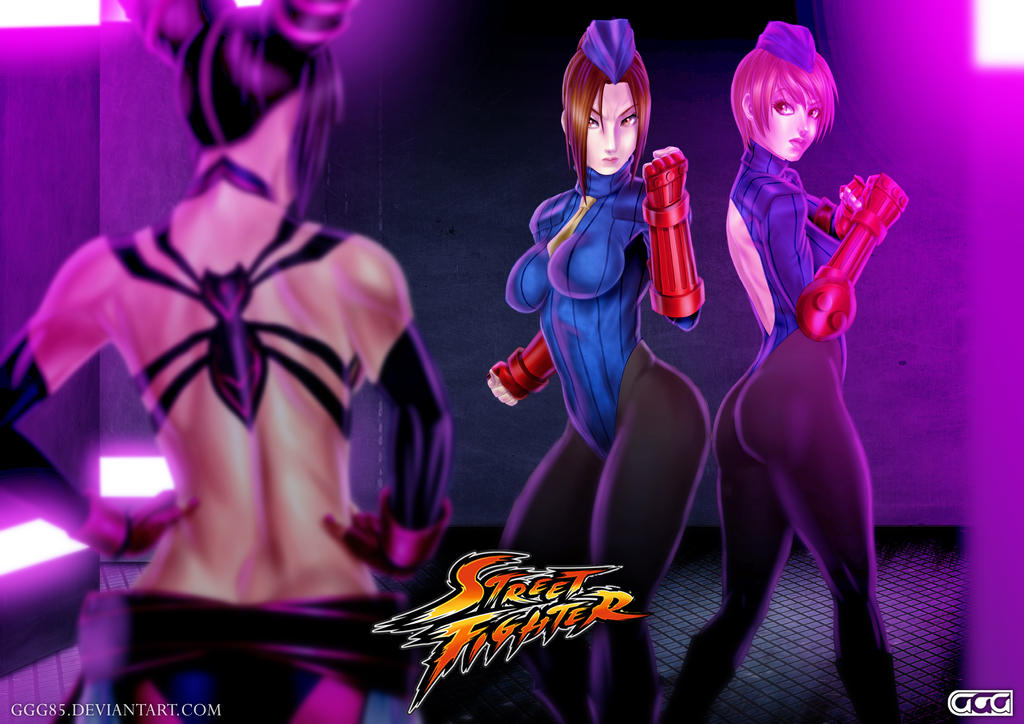 Juri Vs Juli-Juni by GGG85