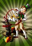 Circus - Dogs