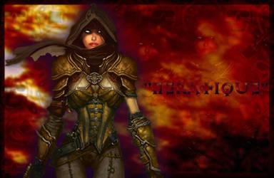 Demon Hunter 'Heratique.'