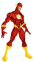 The Flash sans Background