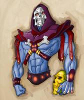 Skeletor Concept by GavinMichelli