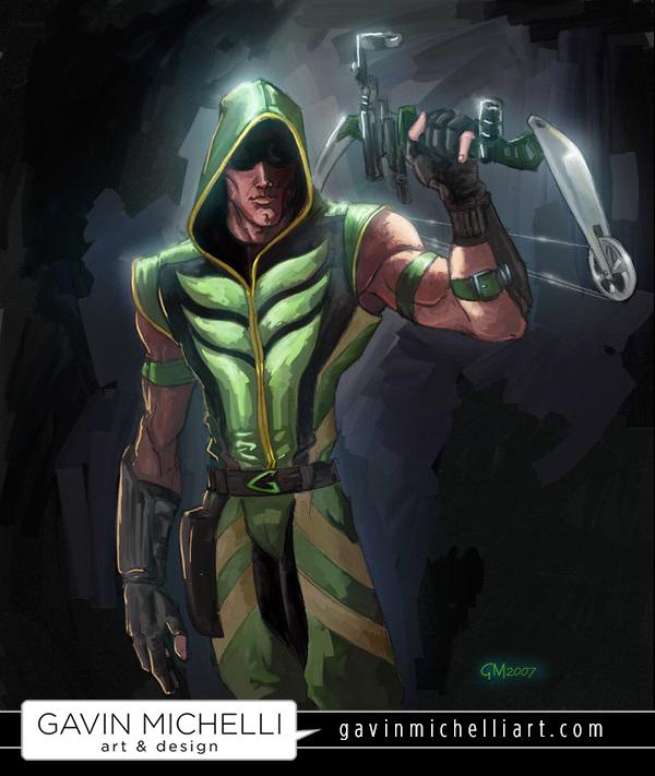 Smallville Green Arrow