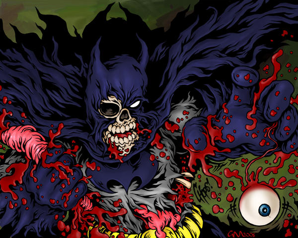 Dc Fan Art : Dc fan art by gavinmichelli on deviantart