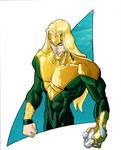 Redesign: Aquaman