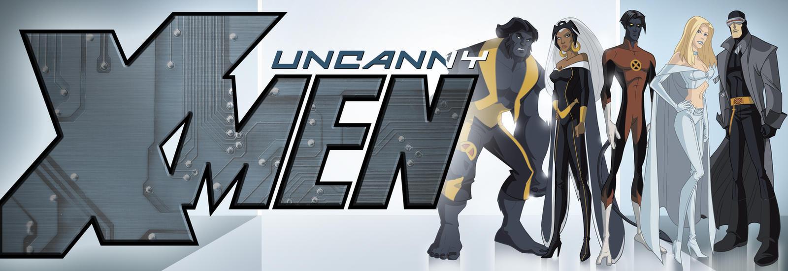 X-Men Wallpaper by GavinMichelli