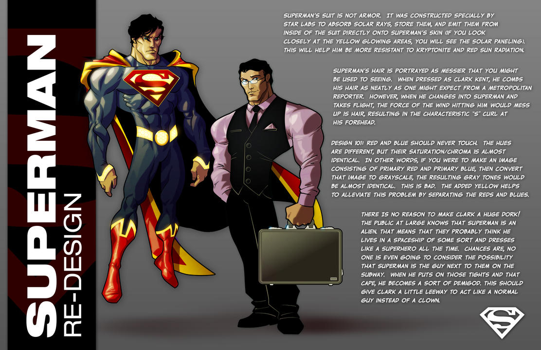 Superman Concept by GavinMichelli