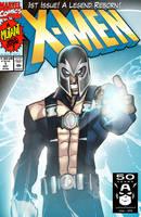 X-Men 1 Cover Redux by GavinMichelli