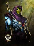 Skeletor by Labguyinwa