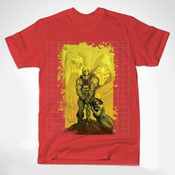 Sweet He-man Shirt by GavinMichelli