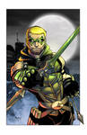 Green Arrow by Roland Paris
