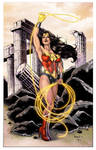 Wonder Woman by Roland Paris