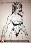 MobiCon Wonder Woman