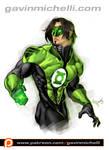 Kyle Raynor Green Lantern