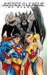Justice League of Eternia colors