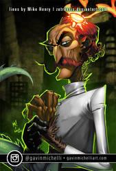 Mad Scientist by Zatransis