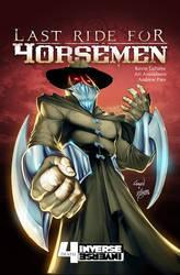 Last Ride for Horsemen 4 Cover