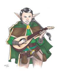 Elf Bard