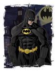 Batman 89 Colors