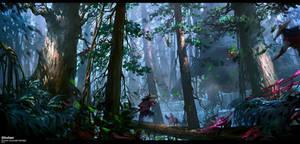 Jungle by gliulian