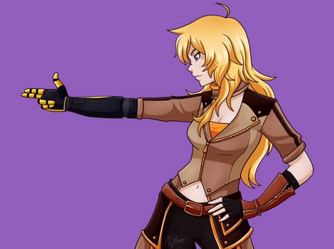 *Yang* You're Dead by AliFluro