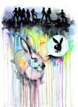 Playboy Bunny by ElenaShved