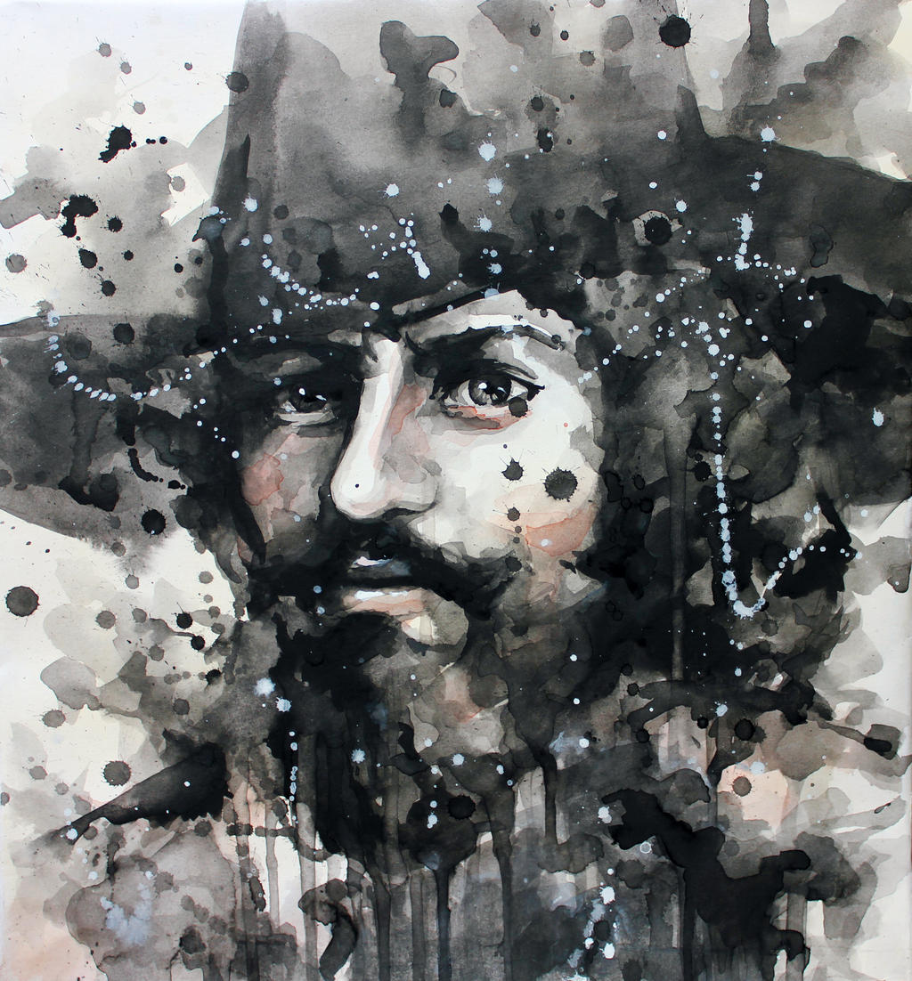 Guy Fawkes by ElenaShved