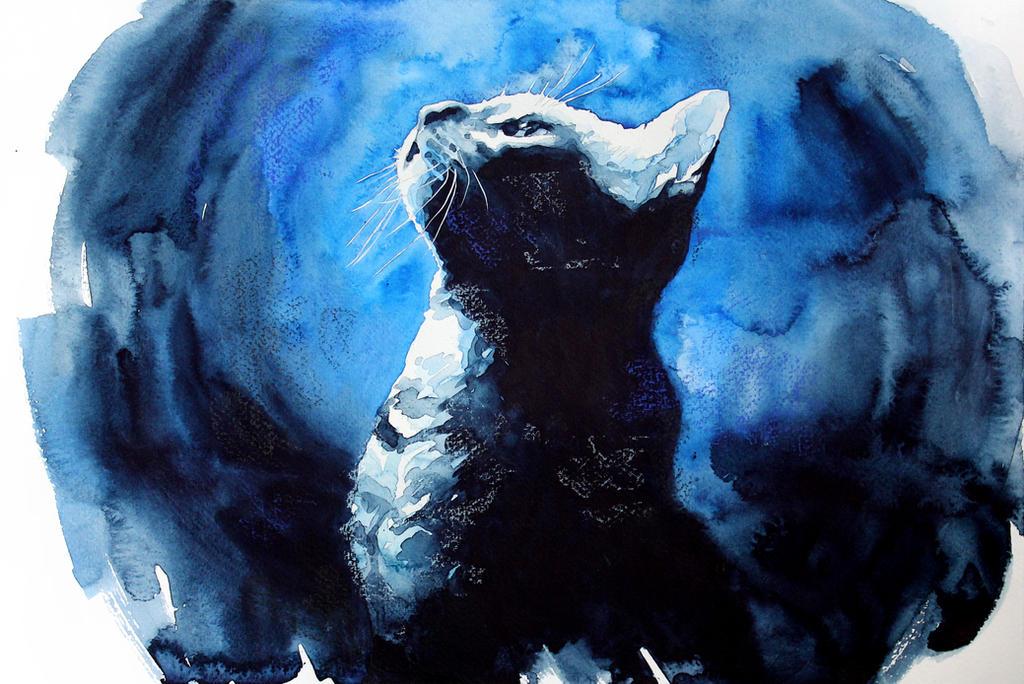 cat2 by ElenaShved