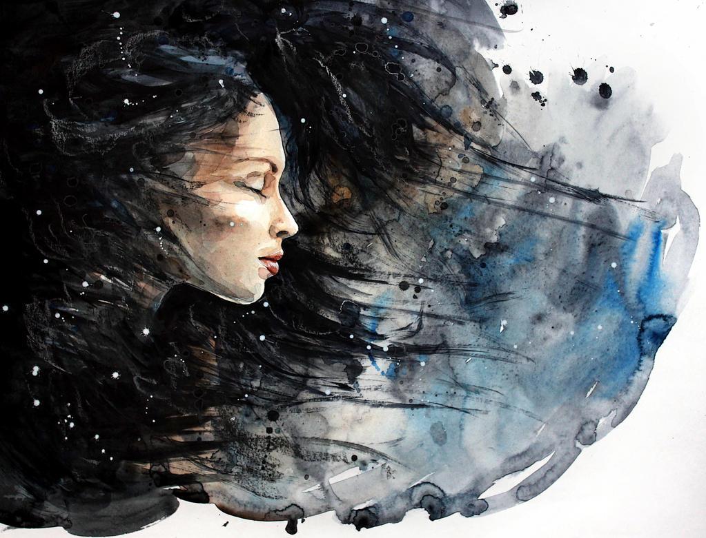 night by ElenaShved