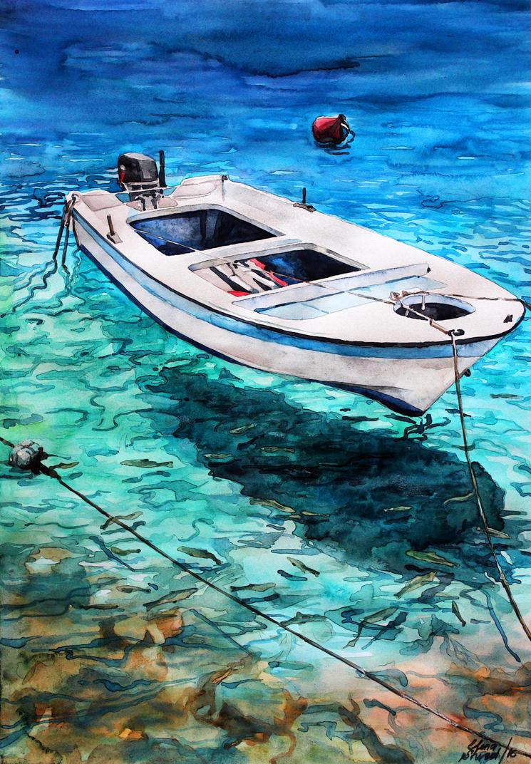 Simi island by ElenaShved