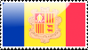 Andorran Flag by xxstamps