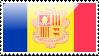 Andorran Flag by xxstamps