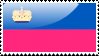 Flag of Liechtenstein by xxstamps