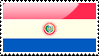 Flag of Paraguay by xxstamps