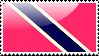 Flag of Trinidad + Tobago by xxstamps