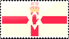 Flag of Northern Ireland Stamp by xxstamps